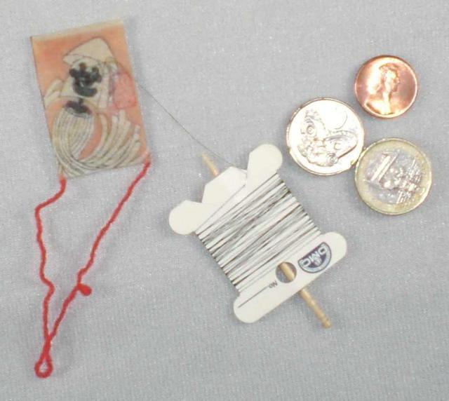 Japanese Kite Print Kite