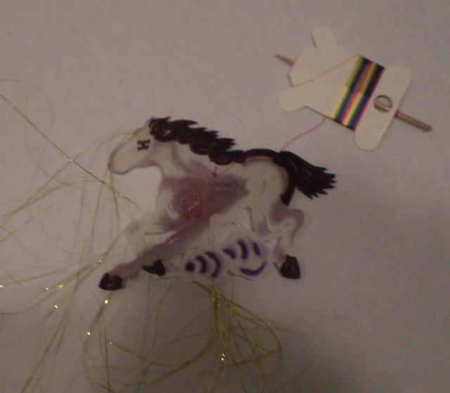 Galloping Horse Kite