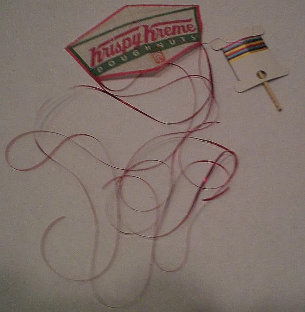 Krispy Kream Kite
