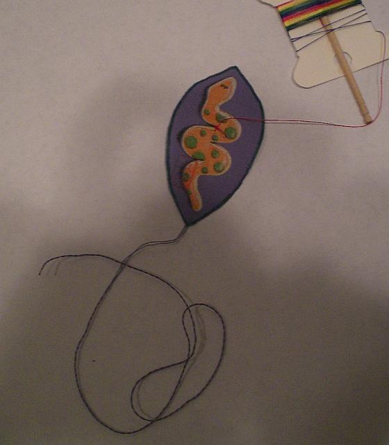 Serpent Kite